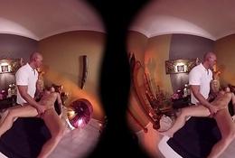 VirtualPornDesire - Lift Quash 180 VR 60 FPS