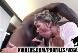 80 Year Ancient Sexy Gilf Copulates Wesley Pipes in Amateur Granny Video