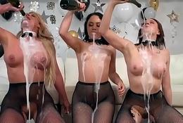 Brazzers - Pornstars Of necessity Big -  Brazzers Avant-garde Age Eve Federate scene starring Chanel Preston, Dirk