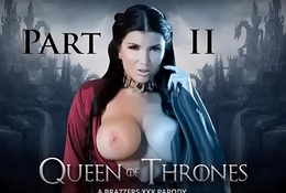 Brazzers - King Of Thrones Part 2 (A XXX Parody) Romi Rain &ndash_ Game Of Govern