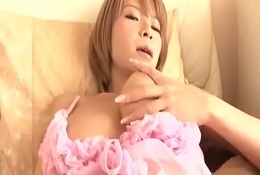 Sumire Matsu Makes Yourself Well forth From Their way Sex toy - From JAVz.se