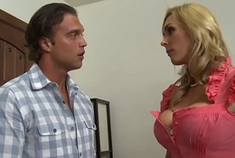 Real milf fucked overwrought the brush stepdaughters bf